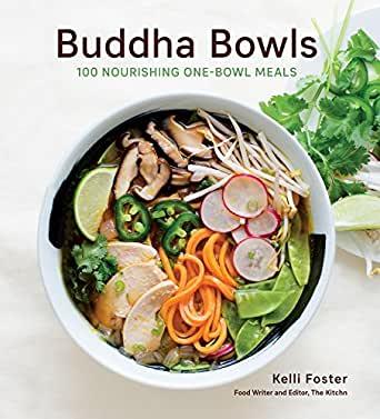 Buddha Bowls 100 nourishing