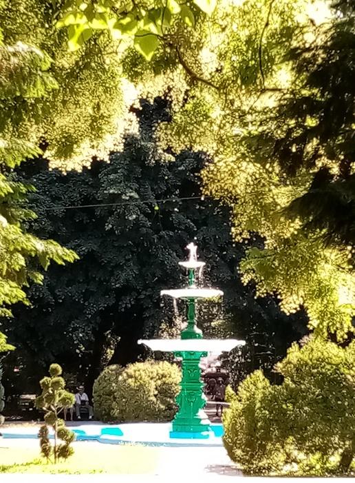 parc Brancusi