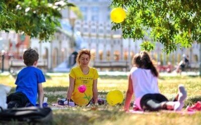 Kids Yoga – joacă, povești, mișcare